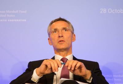 Генсек НАТО прибыл в Грузию