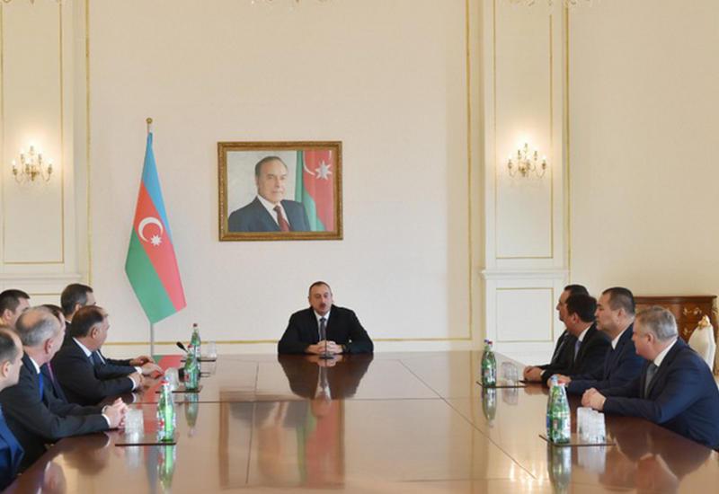 """Президент Ильхам Алиев: """" Борьба с терроризмом должна стать делом всего человечества"""" <span class=""""color_red"""">- ОБНОВЛЕНО - ФОТО</span>"""