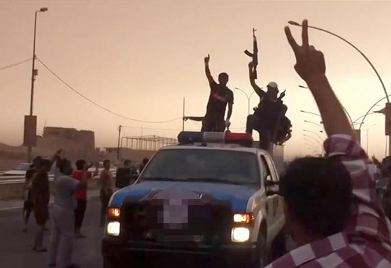 """""""ИГ"""" взяло ответственность за теракт в пригороде Багдада"""