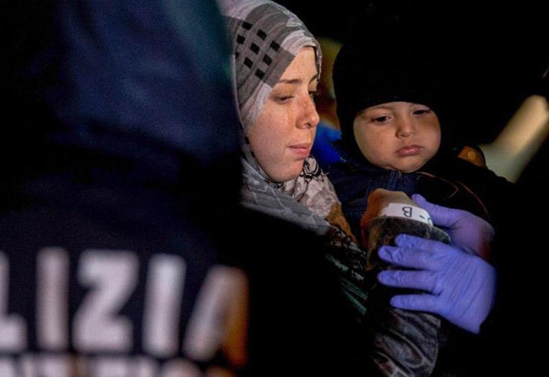 Германия депортирует сотни тысяч мигрантов