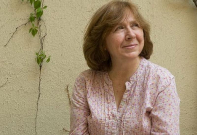 """Nobel mükafatı alan Svetlana Aleksieviçdən <span class=""""color_red"""">HEKAYƏ</span>"""