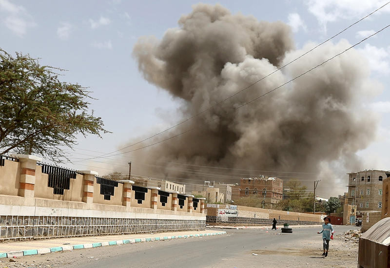 Бои в Йемене, погибли десятки человек