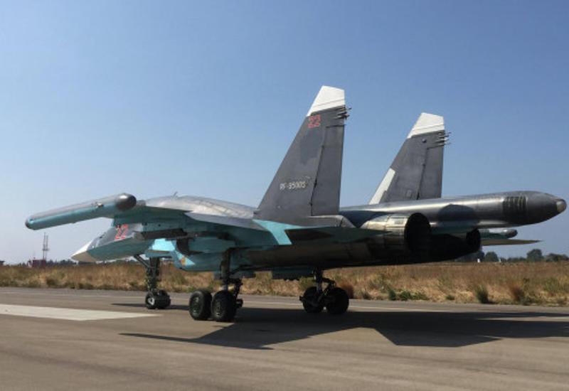 """Российские самолеты разбомбили 60 объектов ИГ <span class=""""color_red"""">- ФОТО</span>"""