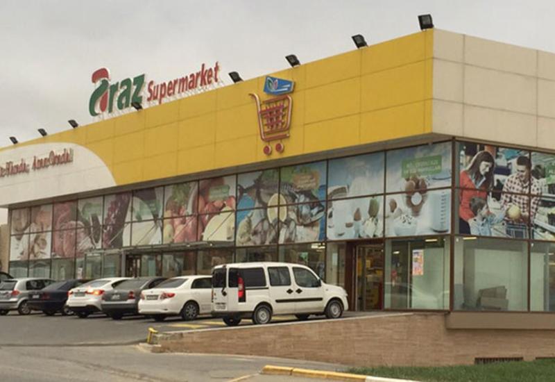 """""""Araz"""" market əhalini necə aldadır? <span class=""""color_red"""">- Şok fakt</span>"""