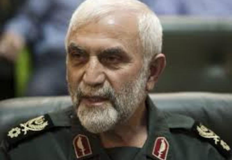 Иранский генерал убит в Сирии