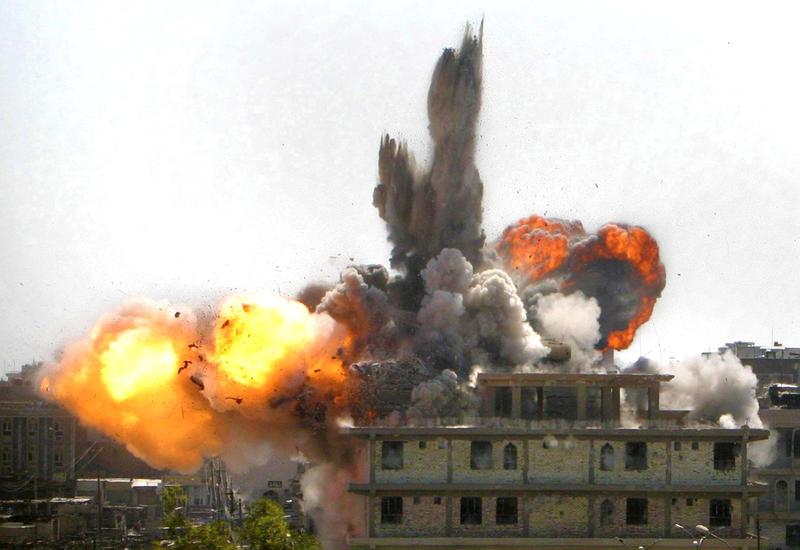 Сирия отвергла обвинения в применении химоружия