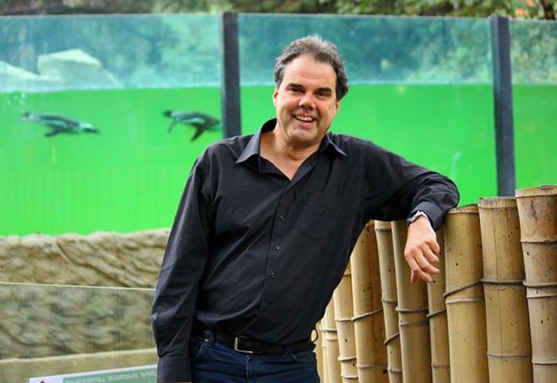 Известный дизайнер зоопарков приехал в Тбилиси