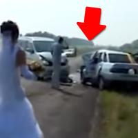 """Свадьба обернулась трагедией для невесты и гостей <span class=""""color_red"""">- ВИДЕО </span>"""