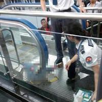 """Мучительная смерть маленького мальчика в метро <span class=""""color_red"""">- ФОТО</span>"""