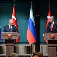 """Путин и Эрдоган вместе хоронят """"Турецкий поток"""" <span class=""""color_red"""">- ЕСТЬ МНЕНИЕ </span>"""