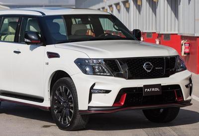 "В Nissan ""зарядили"" внедорожник Patrol <span class=""color_red"">- ФОТО</span>"