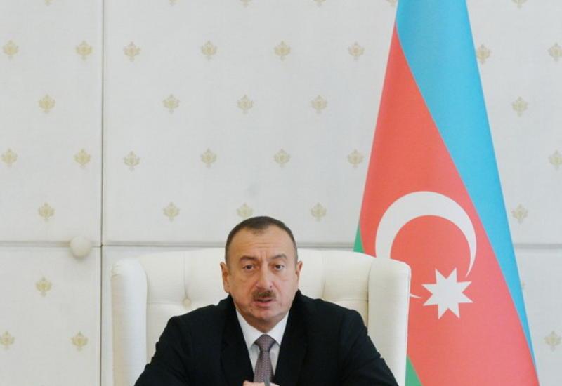 """Президент Ильхам Алиев: """"Армяне уже ищут спасения в Азербайджане"""""""