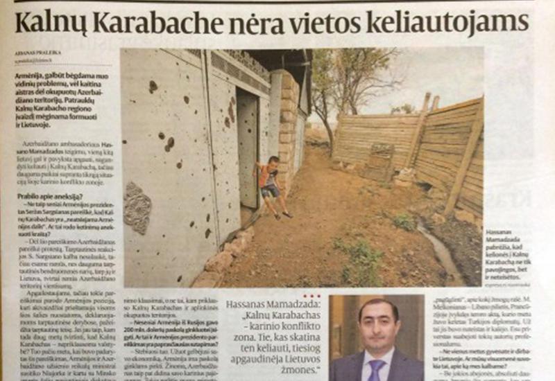 """Посол: В Карабахе нет места путешественникам <span class=""""color_red"""">- ФОТО</span>"""