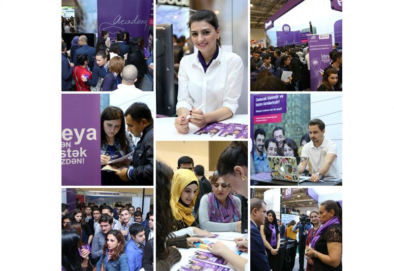 Azercell на 9-ой Азербайджанской международной карьерной выставке