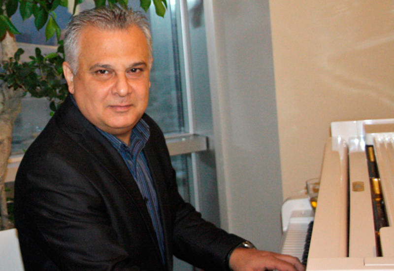 В Баку пройдет концерт Салмана Гамбарова