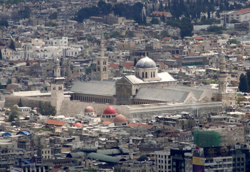 В Дамаске обстреляли российское посольство