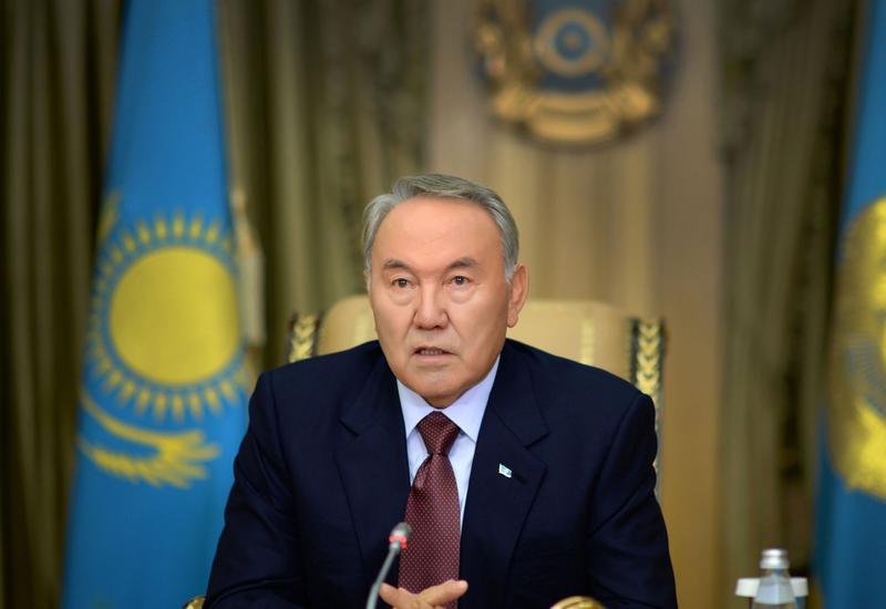Нурсултан Назарбаев: Казахстан придает особое значение развитию взаимоотношений с Азербайджаном