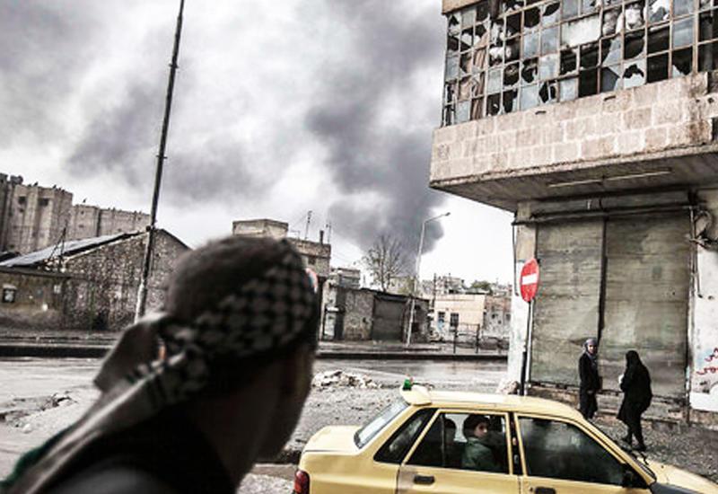 Саудовские ВВС будут бомбить сирийский город Ракка