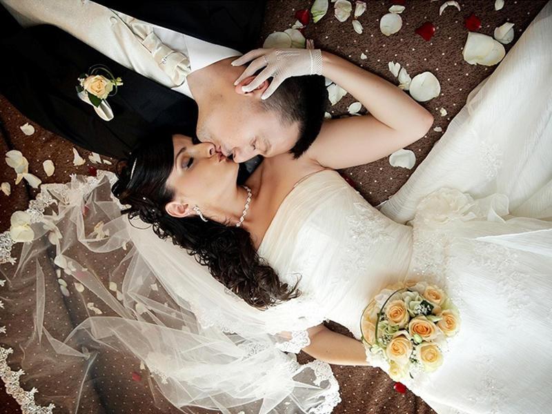 Фото первой брачной ночи 14 фотография