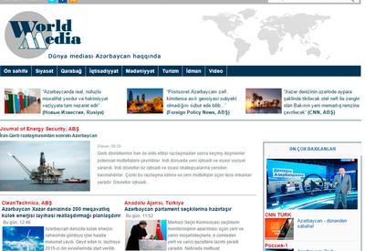Самое интересное мировой прессы об Азербайджане теперь на азербайджанском