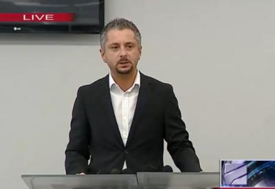 "В Тбилиси избили гендиректора телеканала ""Рустави-2"""