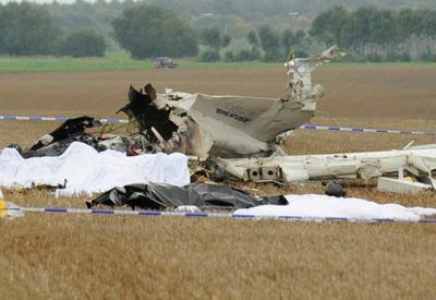 Тело 3-летней девочки нашли в 8 км от места крушения самолета