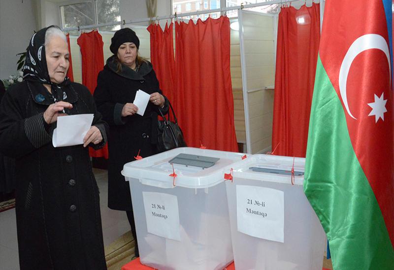 Наблюдатель от Австрии: Референдум в Азербайджане проходит без проблем
