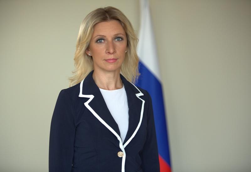 Захарова обвинила НАТО