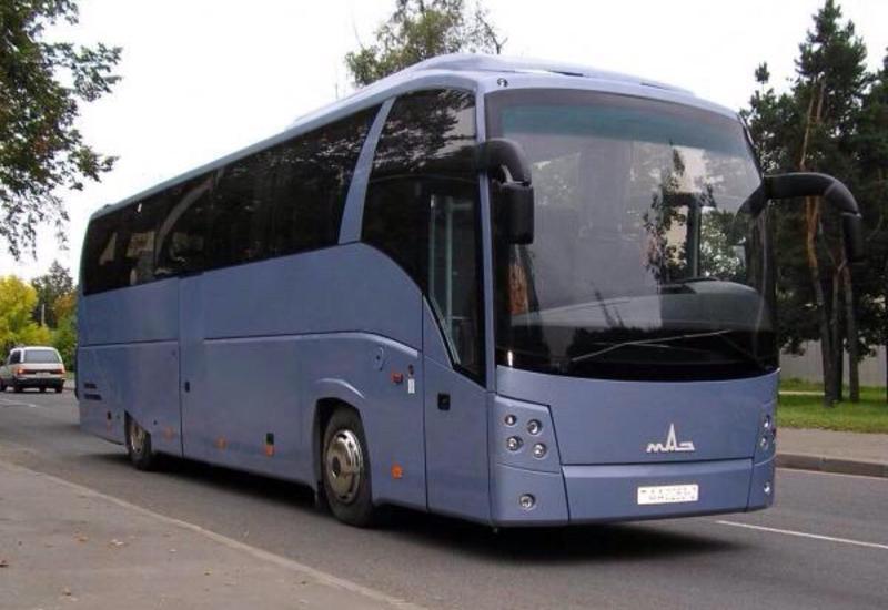 Задержан нелегальный автобус Москва-Ереван