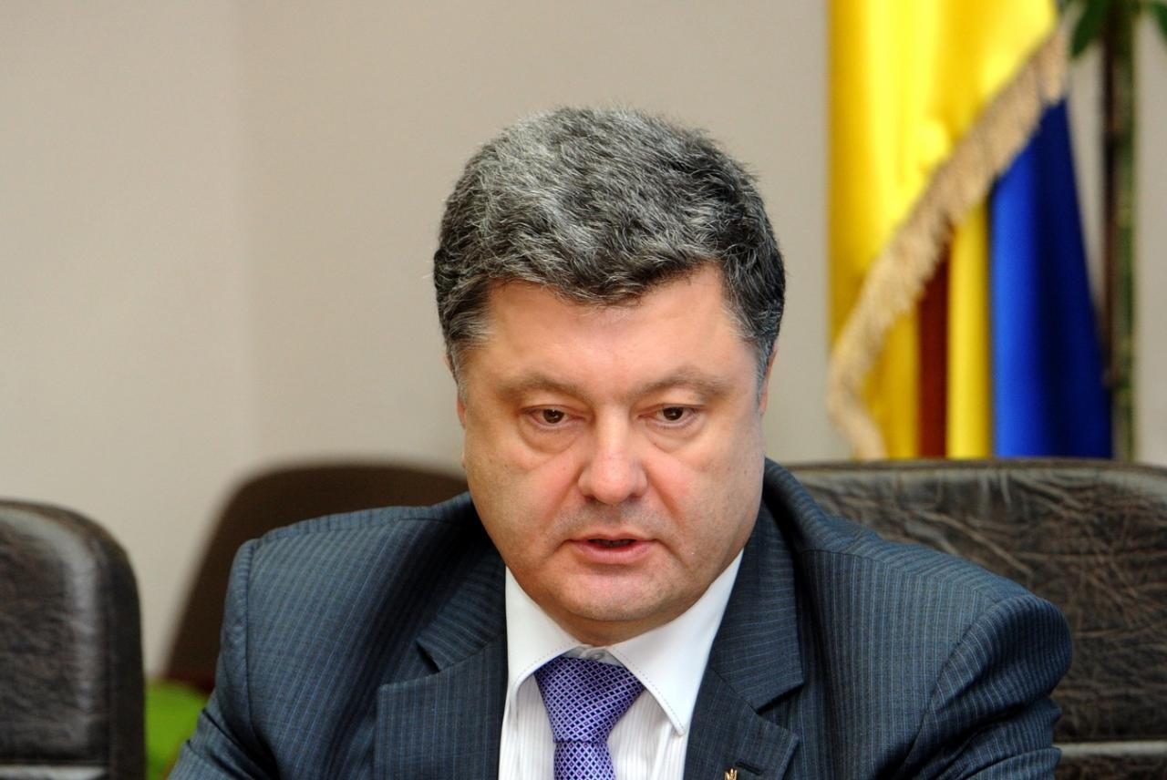 Порошенко позволил руководству Украины вводить санкции против РФ