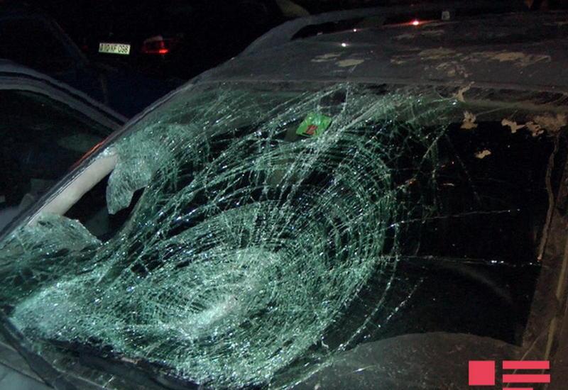 Жуткое ДТП в Лянкяране, есть раненые
