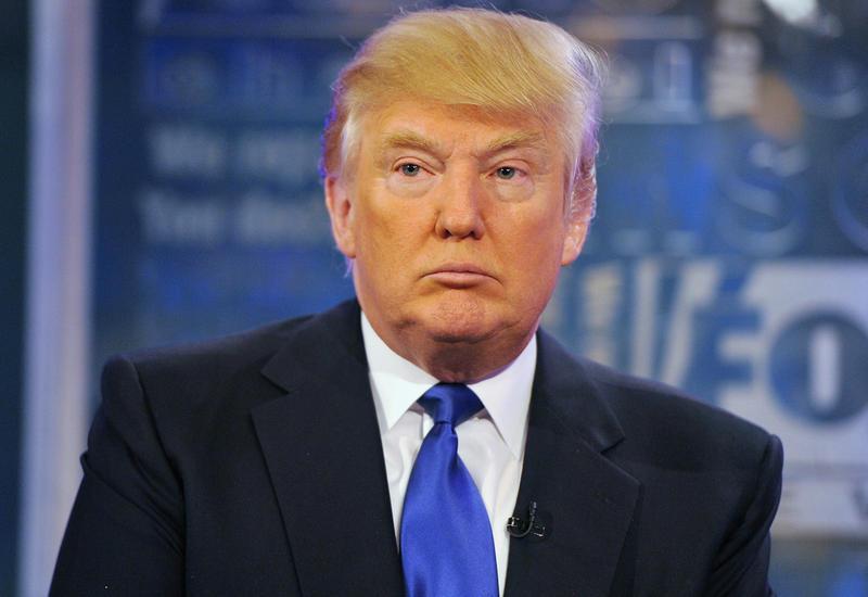 Новый скандал вокруг Дональда Трампа
