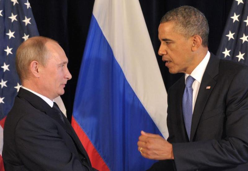 Обама рассчитывает встретиться с Путиным