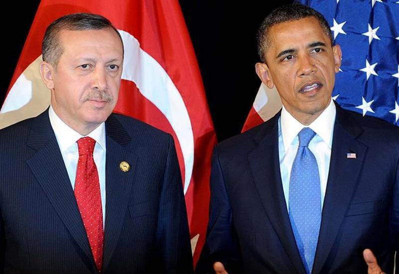 Обама и Эрдоган обсудили инцидент с российским Су-24
