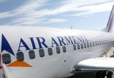Национальный авиаперевозчик Армении признан банкротом