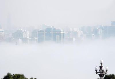 Баку снова накроет туманом