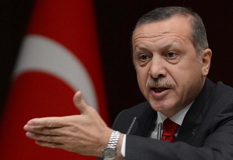 Эрдоган возложил ответственность за гибель людей в Сирии на Россию