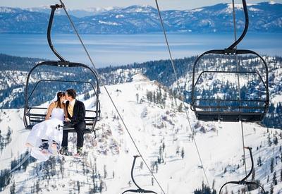 """Пары, которые доказали, что свадьба зимой — это круто <span class=""""color_red"""">- ФОТО</span>"""