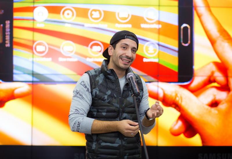 """Фотограф Орхан Асланов: Samsung Note 5 произвел на меня неизгладимое впечатление <span class=""""color_red"""">- ФОТО</span>"""