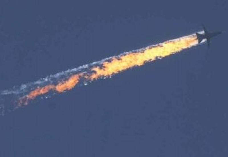 """СМИ: в США уверены - """"Су-24"""" был сбит над Сирией"""