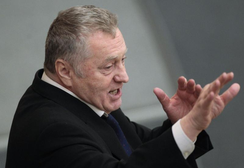 Жириновский предложил сбросить на Стамбул ядерную бомбу