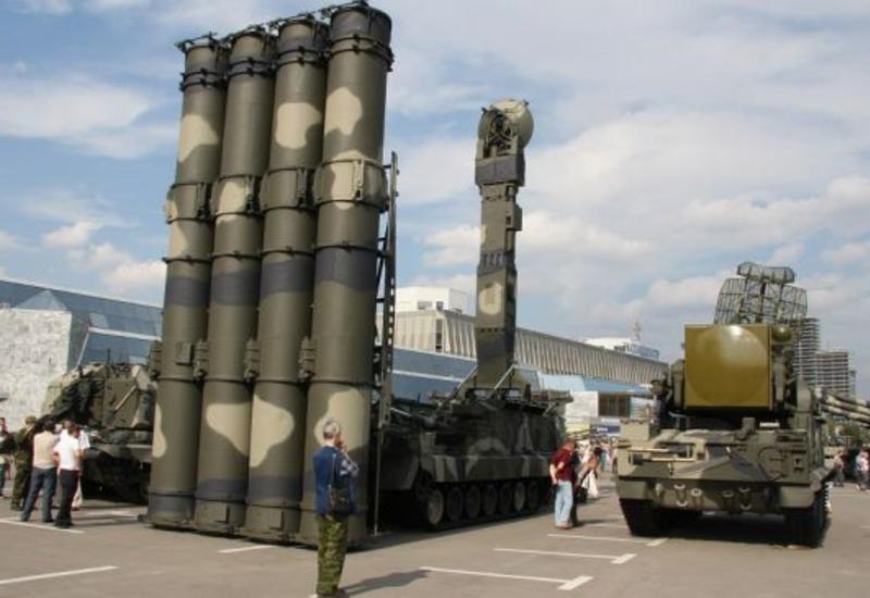 Россия перебрасывает С-300 в Сирию