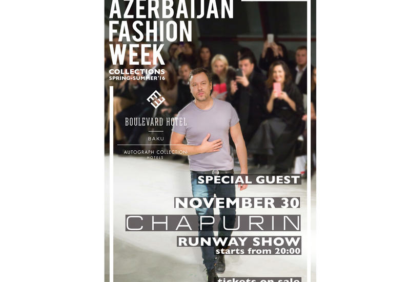 "Звезда мировой моды откроет Azerbaijan Fashion Week <span class=""color_red"">- ФОТО</span>"