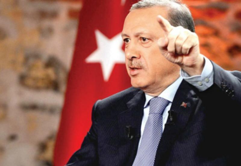 Эрдоган: Москва не сдержала своего слова