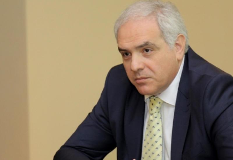 Глава МВД Грузии в Баку