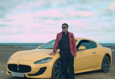 "Əlikramın ""Maserati"" klipi <span class=""color_red"">- VİDEO</span>"