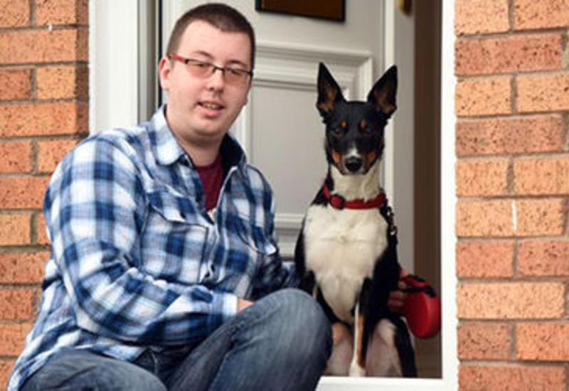 Полиция по ошибке разгромила дом слепого мужчины