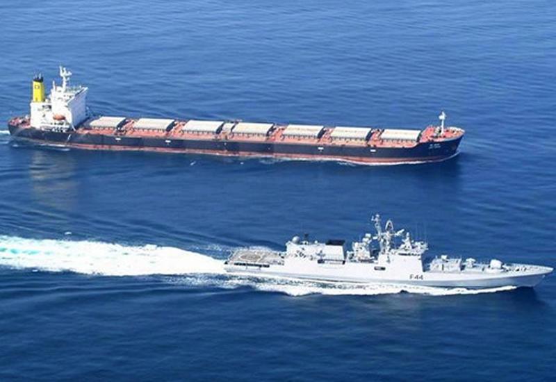 Пираты захватили польское судно