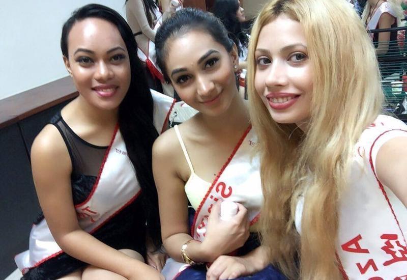 "19-летняя азербайджанка в финале конкурса красоты <span class=""color_red"">- ФОТО</span>"