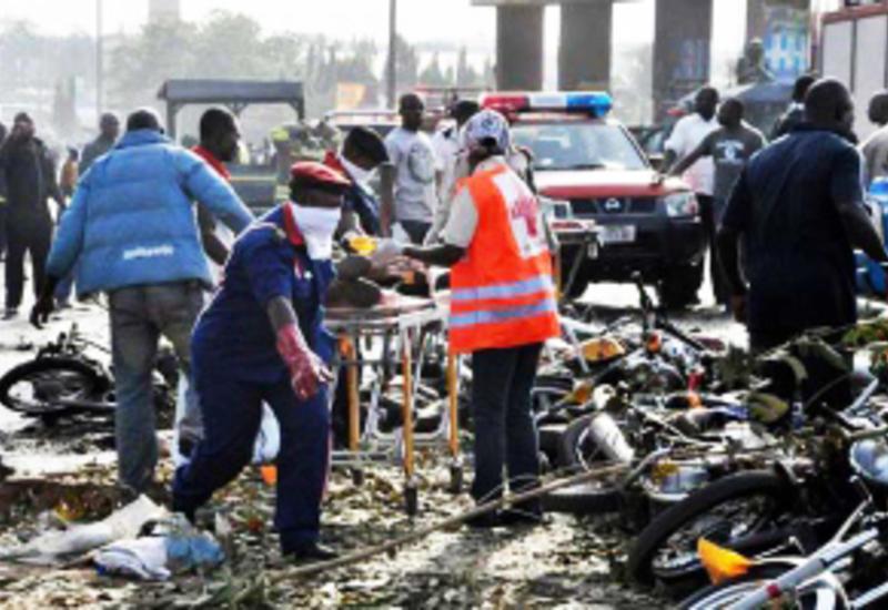 Смертник взорвал толпу в Нигерии, много жертв